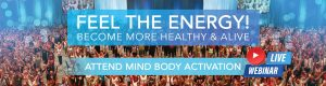 Qigong Mind Body Activation Live Event