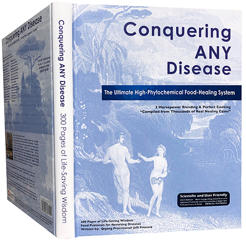 Conquering Any Disease Hardcover